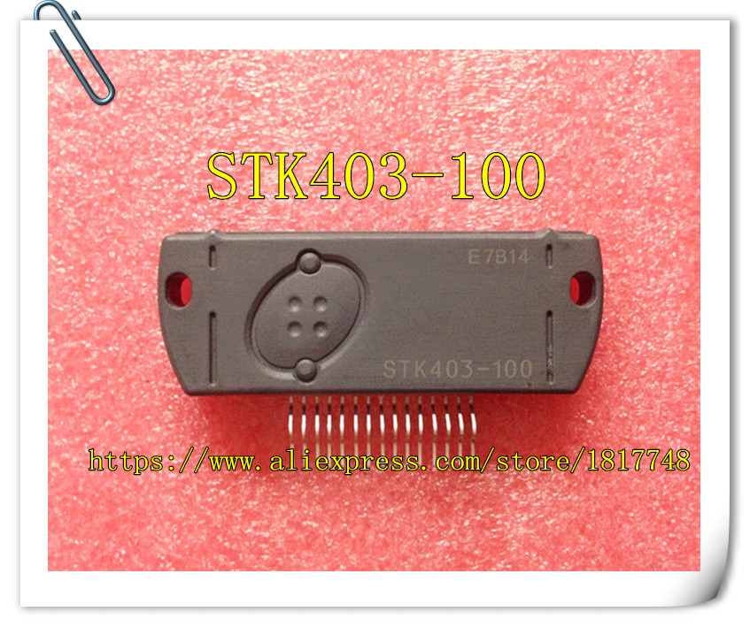 1PCS/LOT STK403-100 STK403 Module