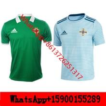2018 Copa Mundial de fútbol de Irlanda del Jersey camiseta de futbol  Tuaisceart Eireann McNAIR K a0e25d2f6