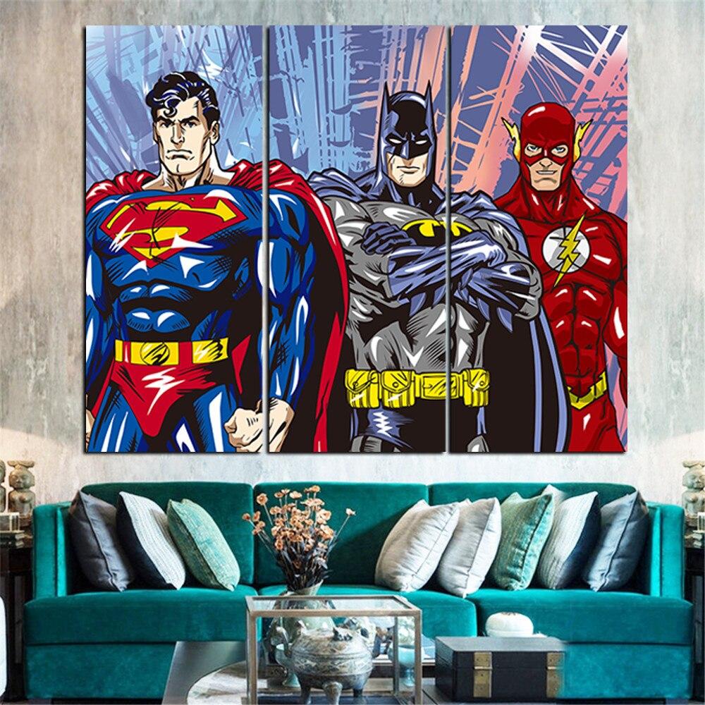 decorativa fotos para sala de estar (1 pcs)