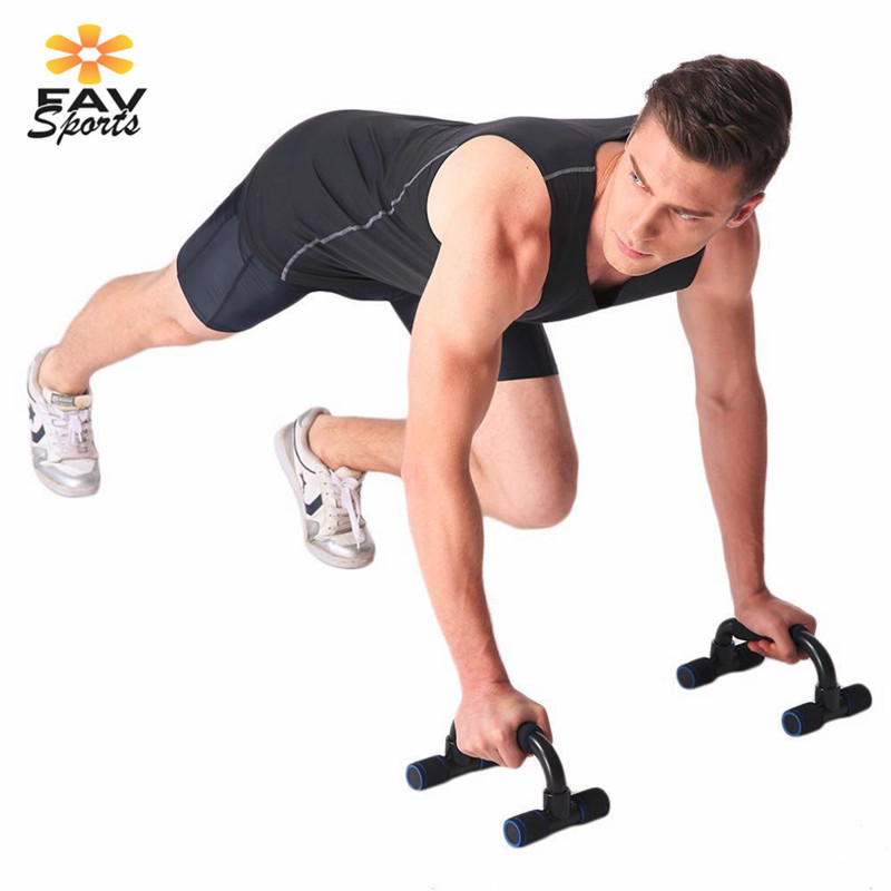 Favsports home gym fitness push up bar stands training chest bar