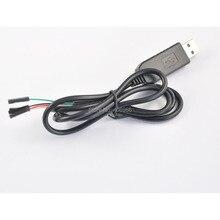 10 шт./лот pl2303hx USB для TTL RS232 Модуль Последовательный Кабель для Cubieboard FZ0432 Бесплатная Доставка Dropshipping