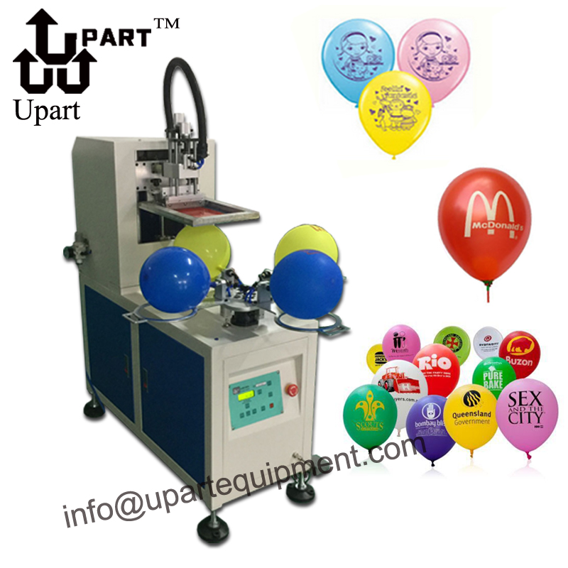 conveyor 4 station silkscreen printer automatic balloon printing machine for single color label цены