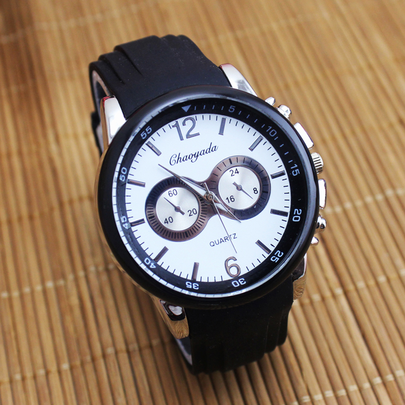 2018 Cyd Men Women Boys Fashion Quartz Sports Watches Students Silicone Cool Colorful Waterproof Out-door Casual Wristwatches