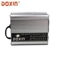 200W DC12V to AC220V Car font b Power b font INVERTER Universal Vehicle font b Power