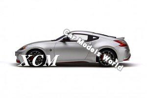 Image 4 - نموذج سيارة من الراتينج لسيارة GT Spirit Nismo Fairlady Z34 370Z (فضي) 1:18 + هدية صغيرة!!!!