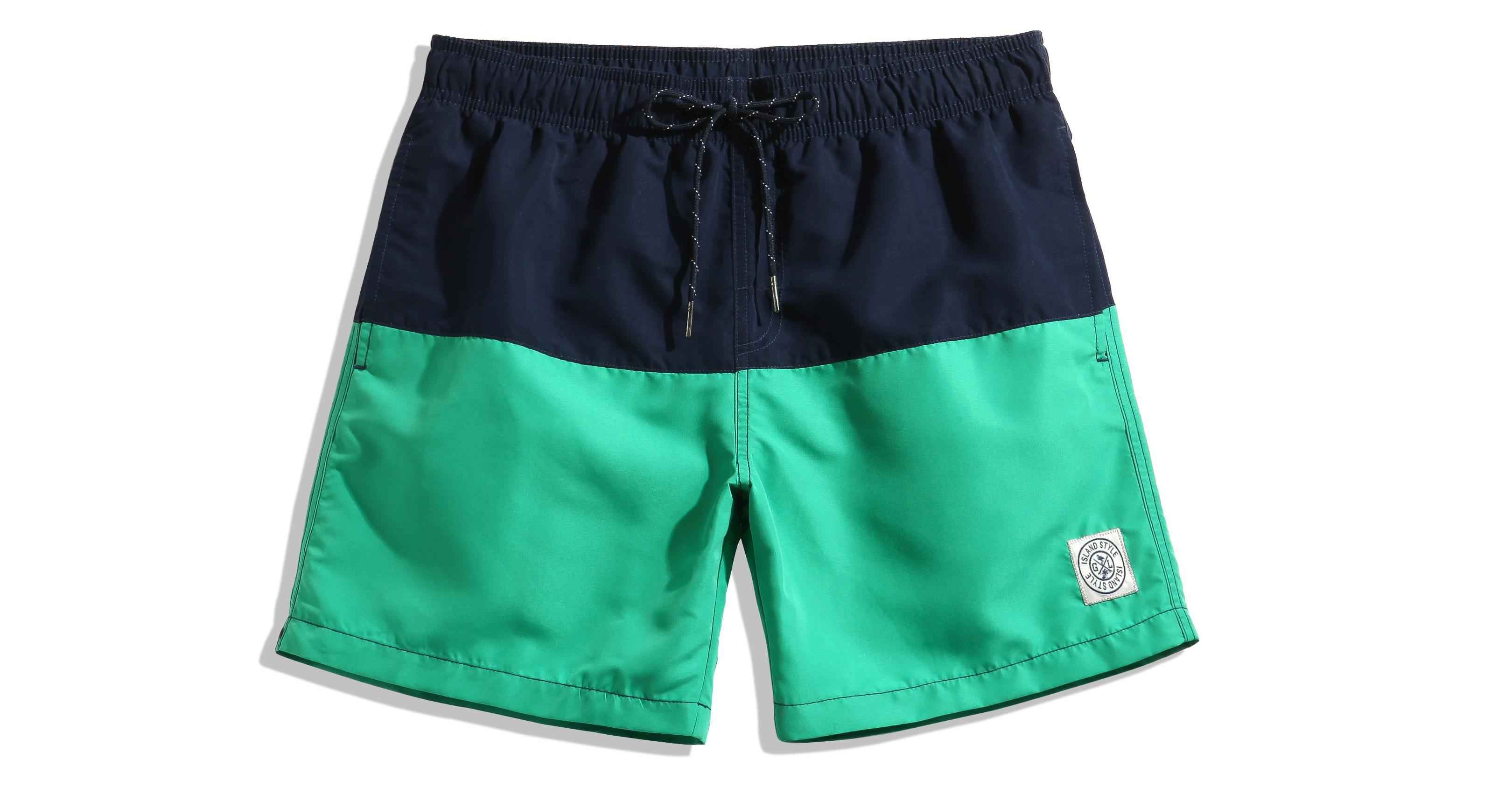 1c05916c72bed Taddlee Marke Schnell Trocknend männer Strand Shorts Board Boxer ...