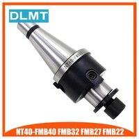 Фирменная Новинка NT40 FMB22 NT40 FMB27 NT40 FMB32 NT40 FMB40 M16 торцевая фреза Арбор торцово-цилиндрическая фреза беседка