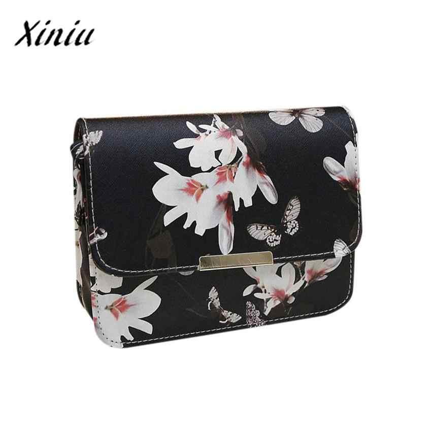 Detail Feedback Questions about USPS XINIU Women Pretty Style Daily Floral  leather Shoulder Bag Satchel Handbag Retro Messenger Bag Mini Crossbody  Chain Bag ... dc6f9f14f7d37