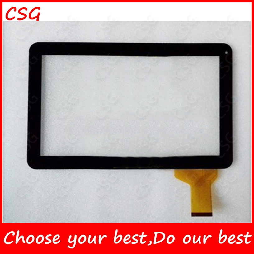 New white or black For 10.1 inch iGET COOL N10C 40pins Touch Screen Digitizer Touch Panel Tablet Sensor Glass Replacement original touch screen digitizer for ipad mini2 white black new tp ic replacement glass screen