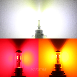 Image 5 - 2x H4 H7 H8 H11 9005 9006 HB3 HB4 40 ワット CREE LED チップ電球日中走行用ライト 6000 k 白車フォグランプ DRL ヘッドライト DC12V