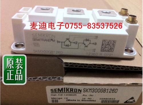 .SKM300GB126D SKM400GB128D SKM400GB126D new original stock