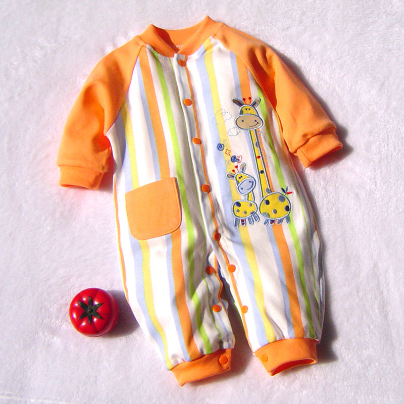 2017-Baby-Rompers-Cotton-Newborn-Baby-Boys-Clothes-Infant-Roupa-Bebes-New-Born-Baby-Costume-Long-Sleeve-Baby-Clothing-Set-2