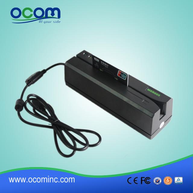 MSR605 Leitor de Cartão Magnético e Escritor