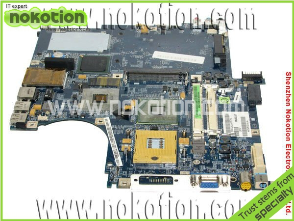 MBAXY02005 HBL50 LA-2922P laptop Motherboard for Acer 5630 DDR2 Mainboard Full Tested free shipping