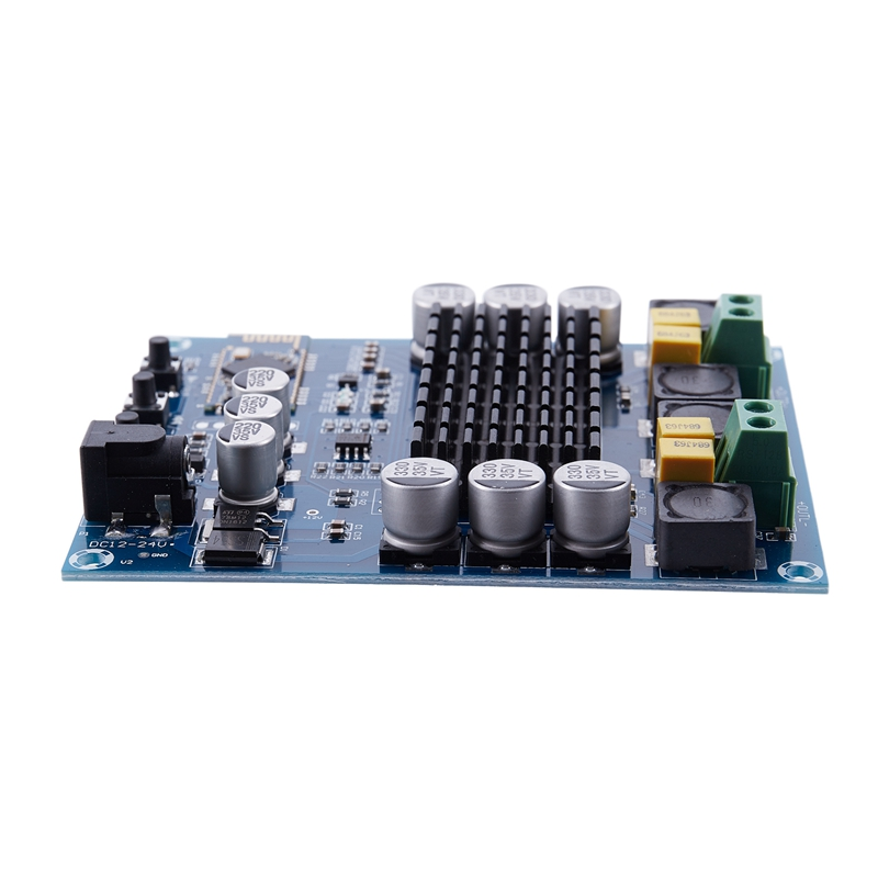 Image 5 - TPA3116D2 120W*2 Wireless Bluetooth 4.0 Audio Receiver Digital Amplifier Board-in Amplifier from Consumer Electronics