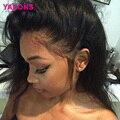 Pré Arrancadas 360 Lace Frontal Encerramento com Bundle Malásia Virgem cabelo com Onda Do Corpo Fechamento Cabelo Humano Pacote Com 360 fechamento