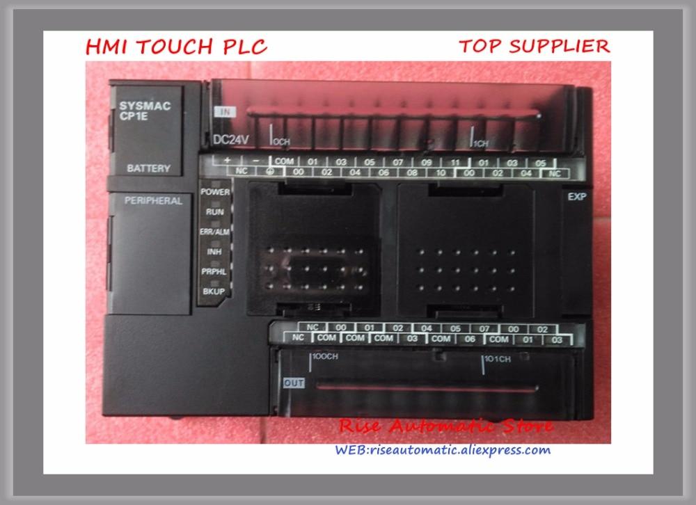 все цены на Programmable Logic Controller CP1E-N30DT-D PLC CP1E CPU unit DC24V 18 DI 12 DO CP1EN30DTD онлайн