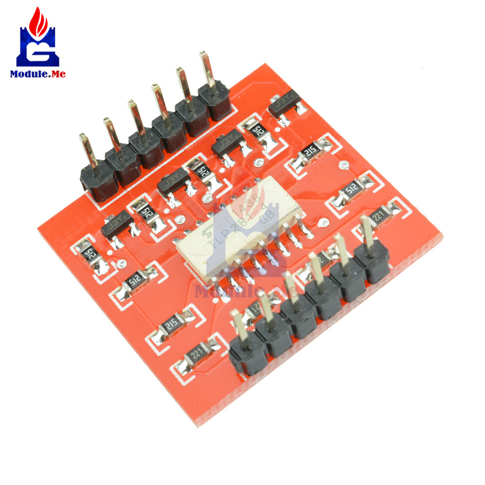 Tlp281 4 Ch Channel Opto Isolator Ic Module Board For Arduino High Linear Circuits Dsc 0013 0014 0015 0016 0017 0018