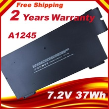 Laptop font b Battery b font For apple A1245 For MacBook Air 13 A1237 A1304 Z0FS