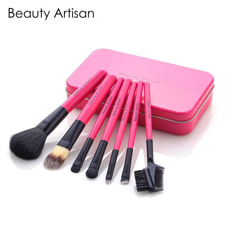 New 7 pcs brand Makeup Brushes Explosion Cosmetic Brush ...