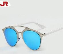 Mirror silver Points Tom High Fashion Designer Brands For Women Sunglasses Cat eye blue wayfarer cazal dita spy hot rays