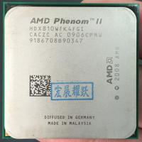 AMD Phenom II X4 810 HDX810WFK4FGI Quad Core AM3 938 CPU 100 Working Properly Desktop Processor