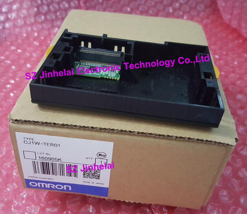 CJ1W-TER01  New and original  OMRON    CPU side cover 100% new and original cj1w nc433 omron position control unit
