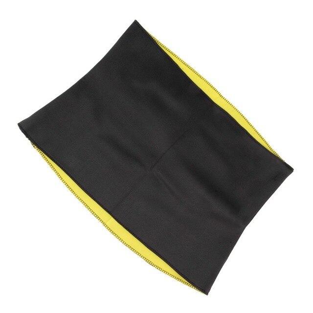 Slimming Belt belly Men neoprene body shapers Abdomen Fat burning Weight loss waist sweat tummy corset trainer shapewear C1 1