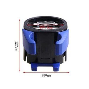Image 4 - Новый Автомобильный держатель для стаканов, держатель для напитков в кондиционер, держатель для бутылок с водой, многофункциональная стойка для хранения