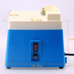 Image 2 - 220V חשמלי מטחנת מכונה אוטומטי מים האכלה רב תכליתי טחינת Edger זכוכית תכשיטי DIY זכוכית טחינת כלים