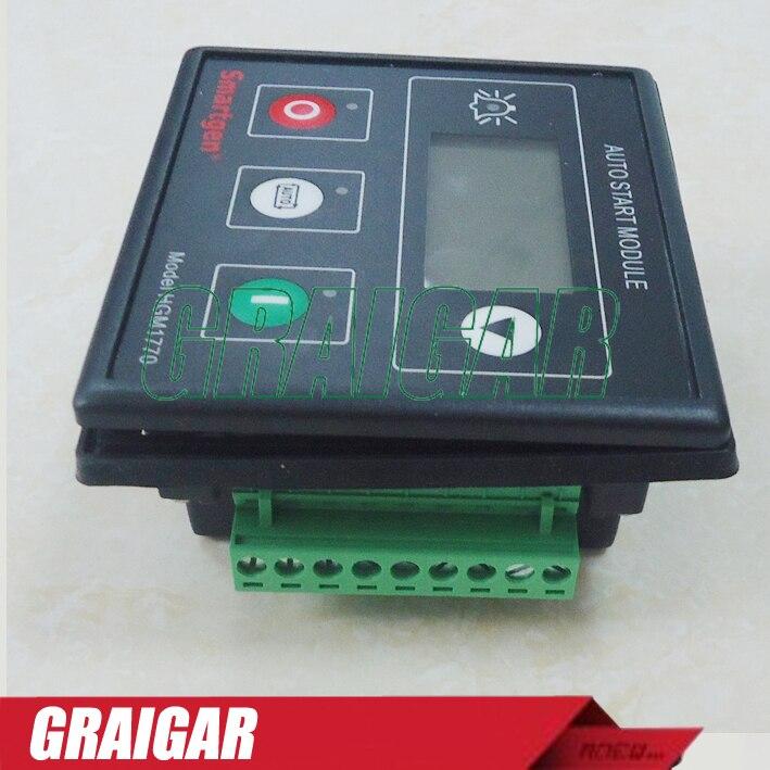 цена на Free shipping!! Automatic Engine Smartgen HGM1770 Control Module