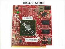 Для ATI Mobility Radeon HD3470 HD 3470 512 МБ видео Графика карты для acer Aspire 4920 г 5530 г 5720 г 6530 г 5630 г 5920 г 32775493780
