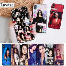 Lavaza Selena Gomez Marie Silicone Case for iPhone 5 5S 6 6S Plus 7 8 11 Pro X XS Max XR