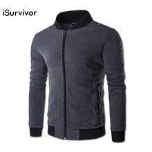 2017 poleron hombre hoodies reißverschluss trainingsanzug streetwear männer casual fashion slim fit einfarbig männlichen mäntel outwear clothing