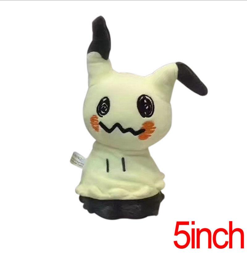 Anime Sun & Moon Mimikyu Pikachu Plush Toys Soft Stuffed
