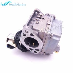 Image 5 - Boat Motor Carburetor Assy 6AH 14301 00 6AH 14301 01 for Yamaha 4 stroke F20 Outboard Engine