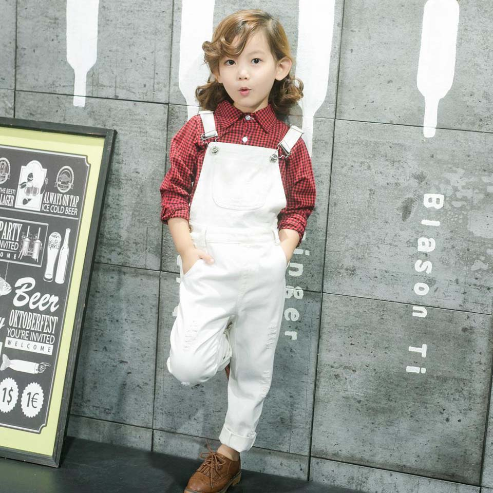 2018 Spring Autumn Toddle Overalls Baby Girls Solid Cotton Loose Pants Clothes Baby Cute Overalls Soft Pants Kids Overalls