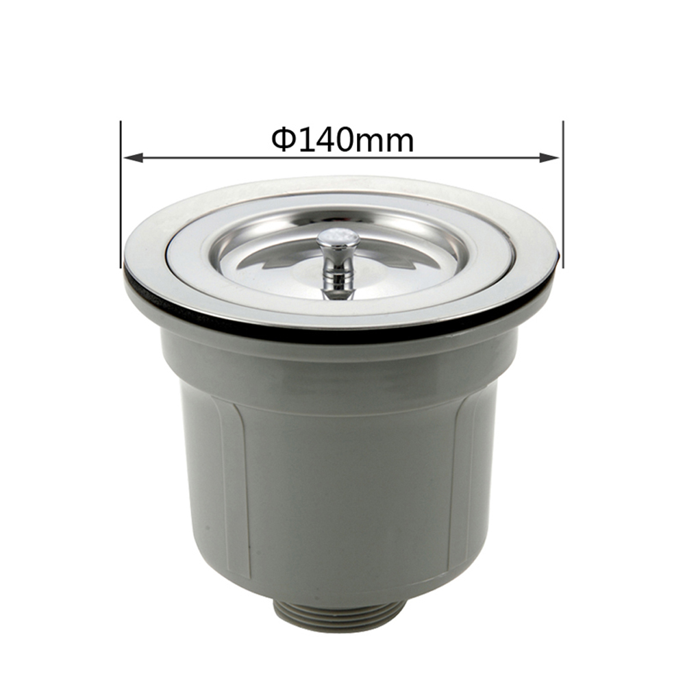 Talea Stainless Steel Kitchen Sink Strainer basket filter for sink waster Drain Strainer prevent sink garbage Kitchen Fixtures