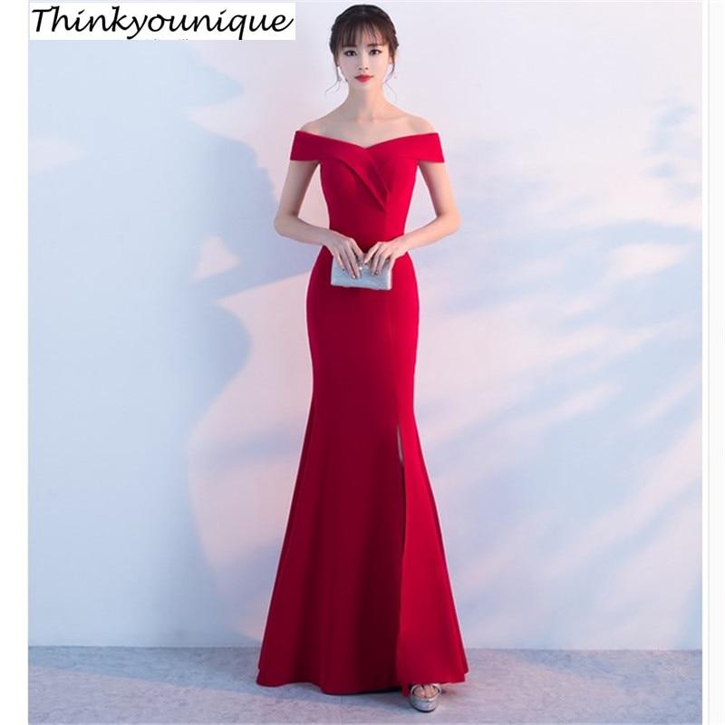 Вечерна рокля на официалното дълги вечерни рокли с платно за дълги размери
