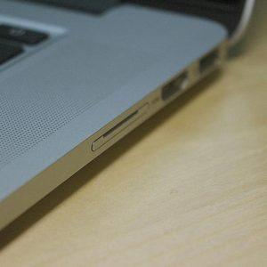 "Image 5 - מקורי BaseQi אלומיניום MiniDrive מיקרו SD כרטיס מתאם CardReader Ninja התגנבות כונן עבור Macbook Pro רשתית 15 ""זיכרון כרטיס"