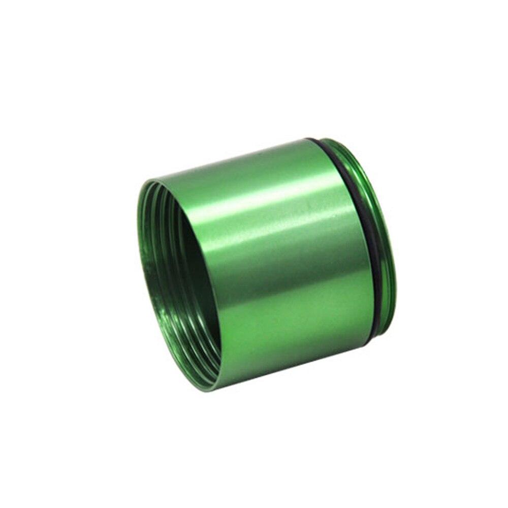 """HORNET Stash Jar-герметичный, устойчивый к запаху алюминиевый контейнер для специй с 2 слоями, чехол для табака """"вы можете собрать его самостоятельно"""" - Цвет: Green"""