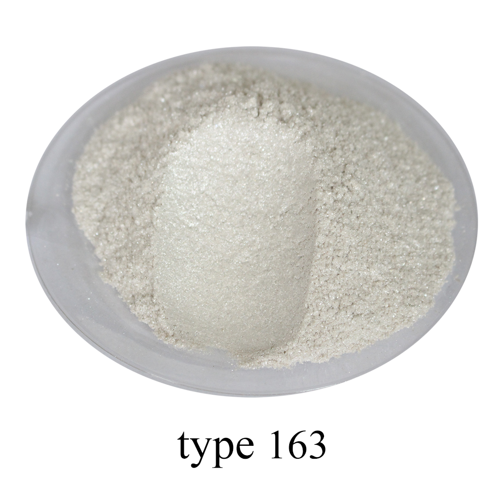 Type 163 Pigment Pearl Powder Healthy Natural Mineral Mica Powder DIY Dye Colorant,use For Soap Automotive Art Crafts, 50g