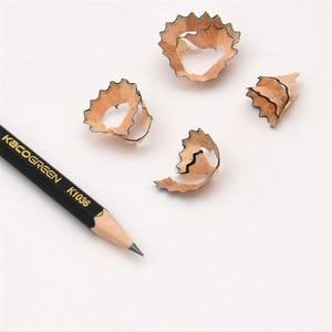 Image 5 - 10 قطعة/المجموعة Youpin Kaco الفرح Yuehui قلم رصاص HB خشبية أقلام أسود مسدس للرسم والكتابة المدرسة مكتب قلم الكتابة
