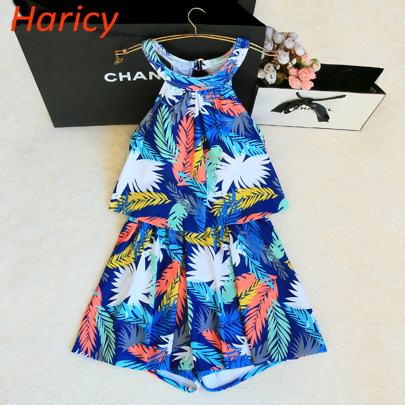 2018 New Sexy Floral One Piece Swimsuit Skirt Woman High Neck Swimwear Cut Out Backless Beach Dress front slit floral skirt one piece swimsuit