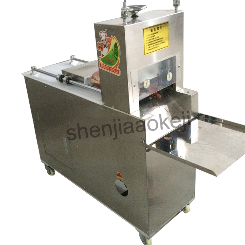 1pc Automatic Mutton Slicer meat cutting machine chicken beef cutter meat slicing machine|Food Processors| |  - title=