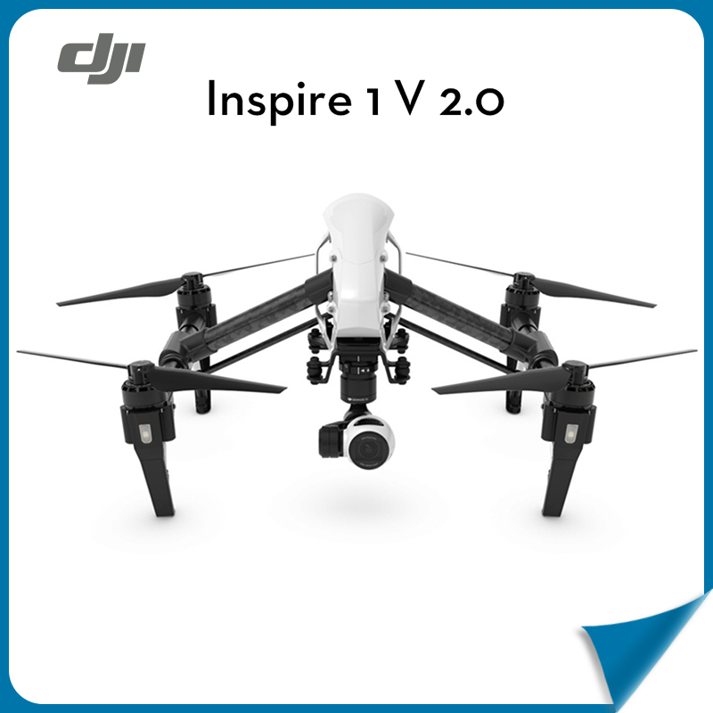 (In Store)Original DJI Inspire 1 V2.0 with 4K Camera and 3-Axis Gimbal UAV APP Support Rc Rc Quadcopter Drone