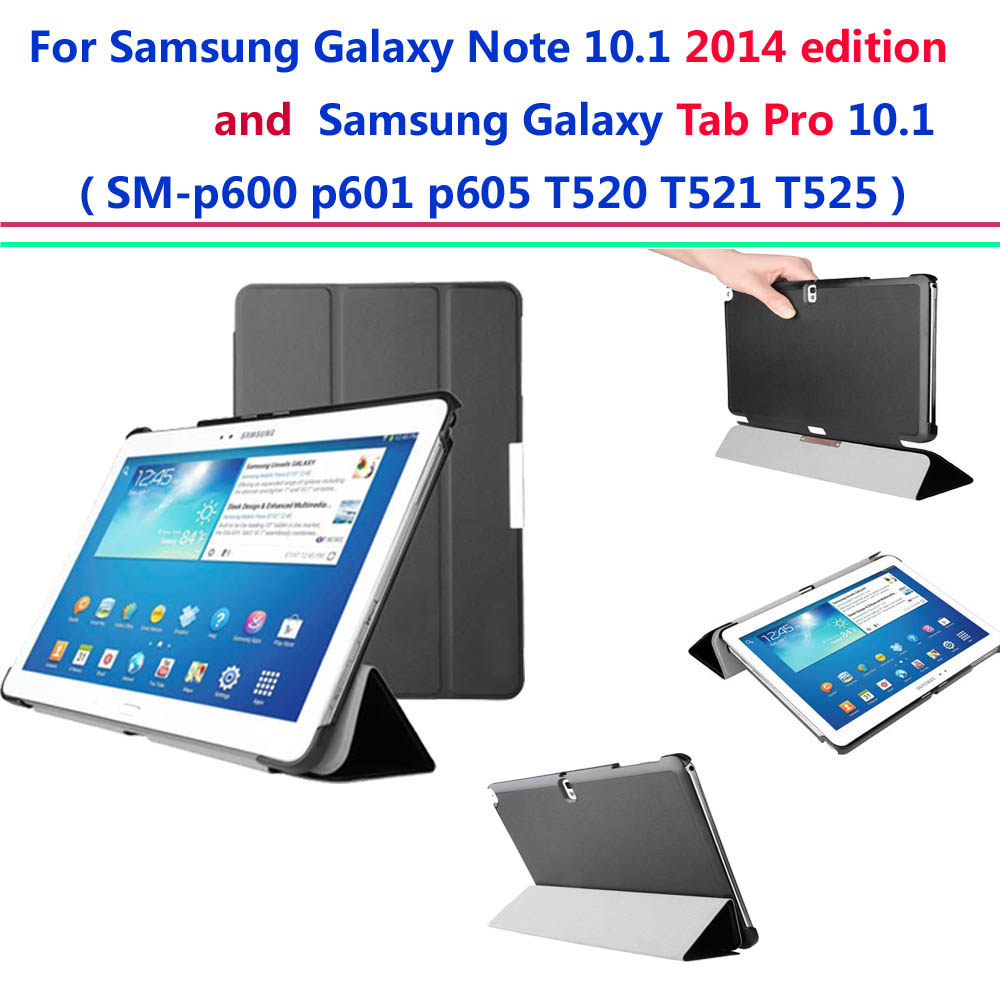 2016 Limited P600 P605 T520 T525 Ultra Slim Cover for Samsung Galaxy Note 10 1 Edition