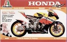 Out of print Italeri 4634 1 9 Honda RC212V repsol honda team MOTO GP 2007 racing