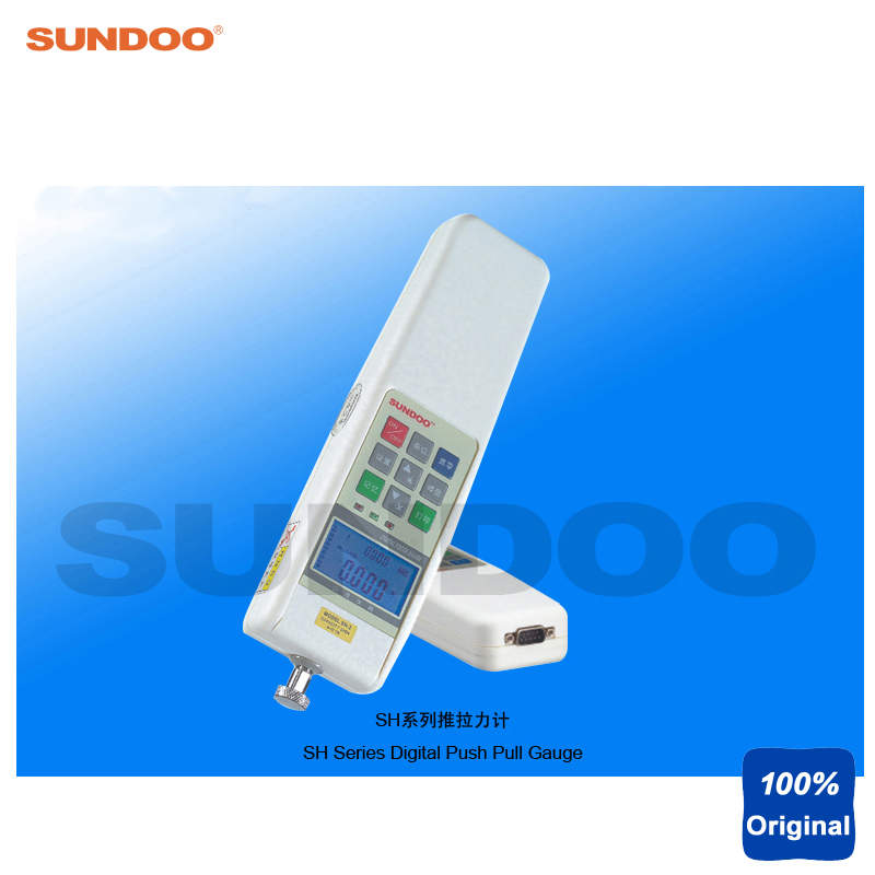 Sundoo sh 200 200N цифровой Push Pull Force Gauge
