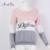 ArtSu 2017 Automne et d'hiver femmes fleeve hoodies imprimé lettres de Différentes femmes casual sweat à capuche sudaderas EPHO80027